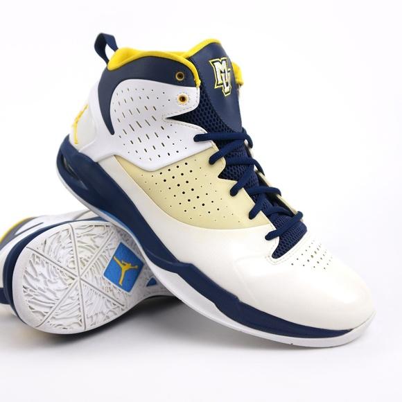 best sneakers 4e013 70613 RARE Nike Air Jordan Fly Wade Dwayne Marquette PE